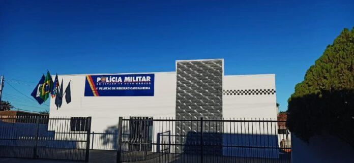 1º Pelotão de Polícia Militar de Ribeirão Cascalheira (900 km de Cuiabá) está em novas instalações. A inauguração do prédio ocorreu no dia 23.