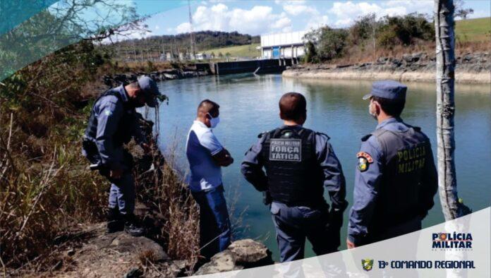 A visita técnica pelo Cel PM Neto à Usina PCH Paranatinga ll, em Campinápolis, teve como objetivo a análise da situação do combate da pesca predatória.